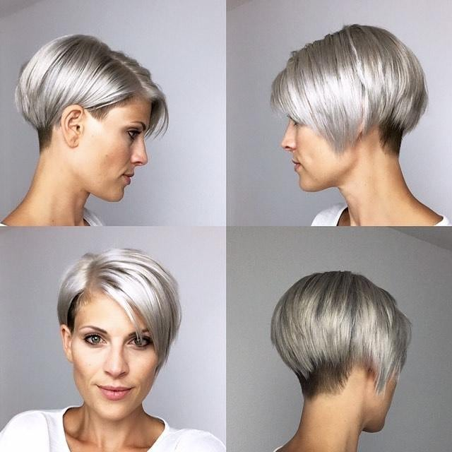 Kurze Frisuren Herbst-Winter 2019