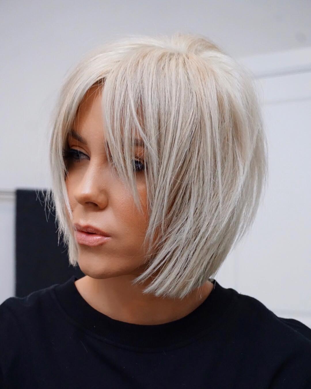 10+ Beste frisuren für Kurze Haare, Einfach und edel