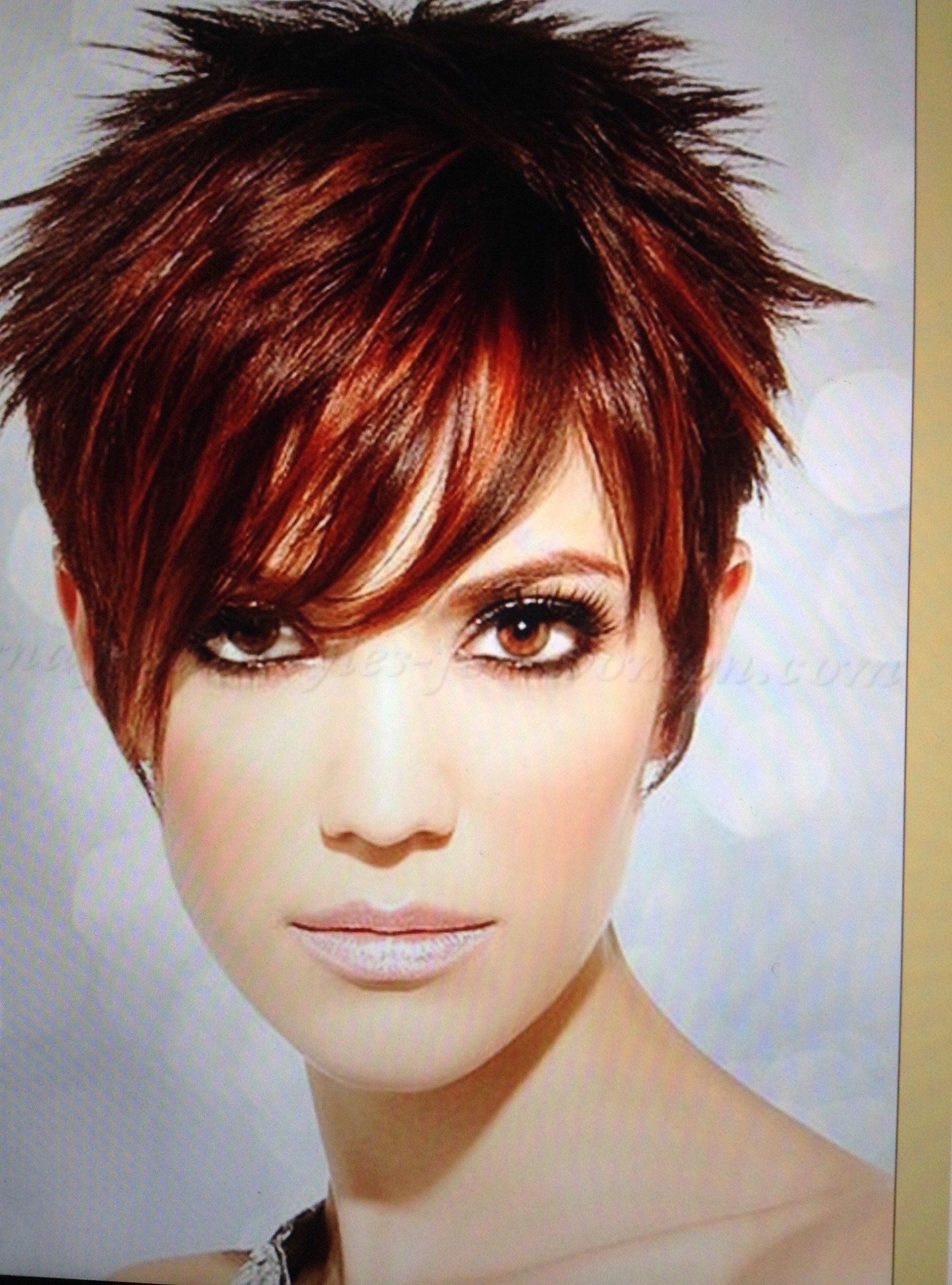 10 schöne Rottöne für deine Haare