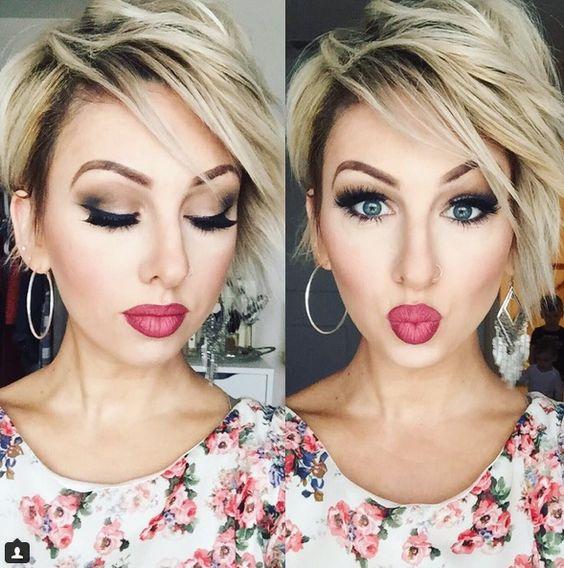 Diese weiblichen Frisuren sind schön und passen einfach zu jeder Frau