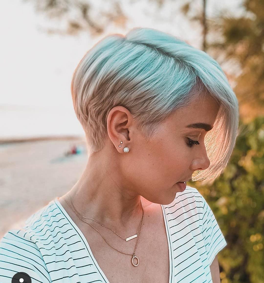 Tolle Ideen für Kurzhaarschnitte (Für feines Haar)
