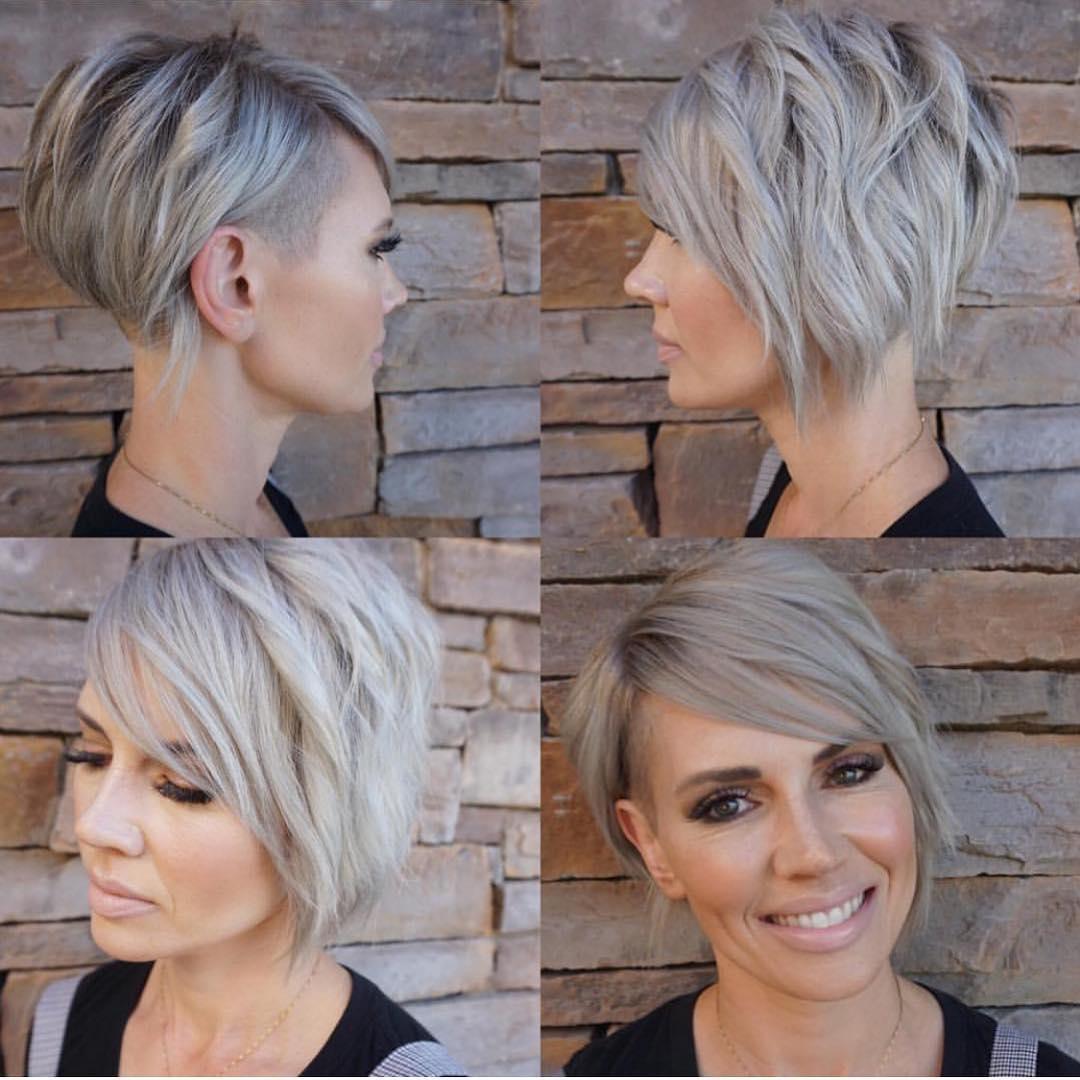 20 Super süße kurze Frisuren für Coole Frauen