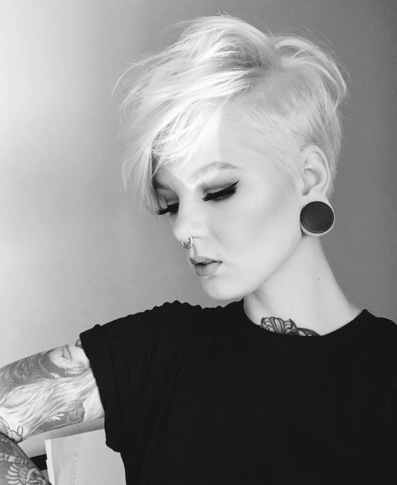 18x super trendige und stilvolle kurze Frisuren! SCHÖN ...