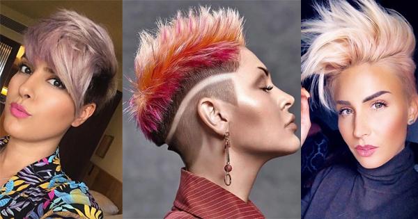Schauen Sie sich auch diese 10 kurzen Frisuren in subtilen Pastellfarben an!