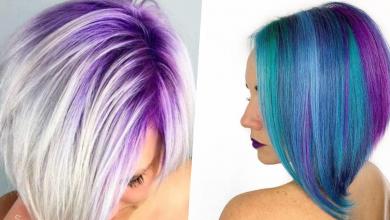 Photo of Holographisches Haar – schillerndes Haar! Eine Mode, die verrückt wird!