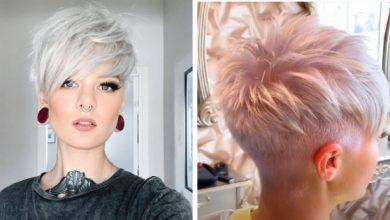 Photo of 18x super trendige und stilvolle kurze Frisuren! SCHÖN …