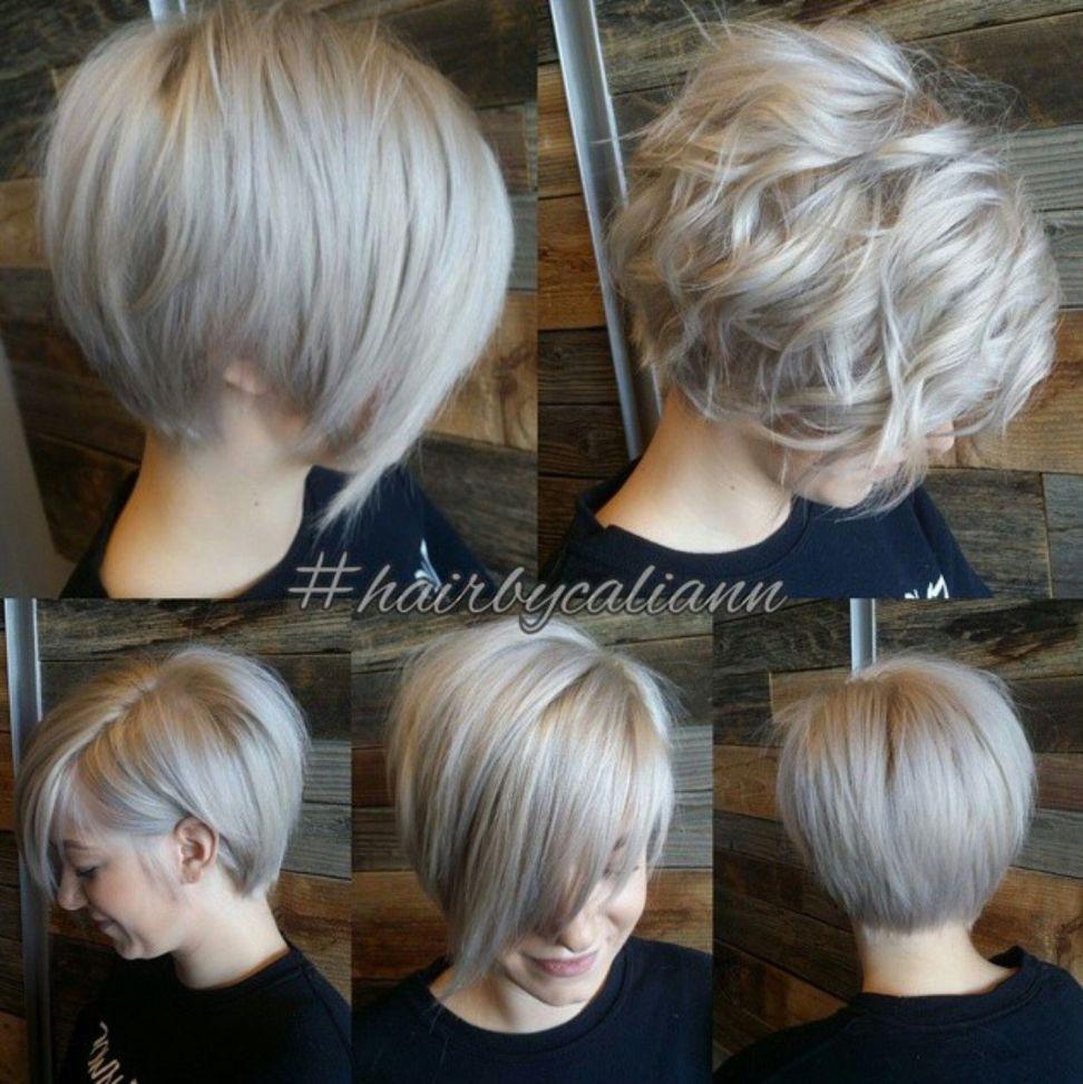 Umwerfende Kurzhaarfrisuren für feines Haar