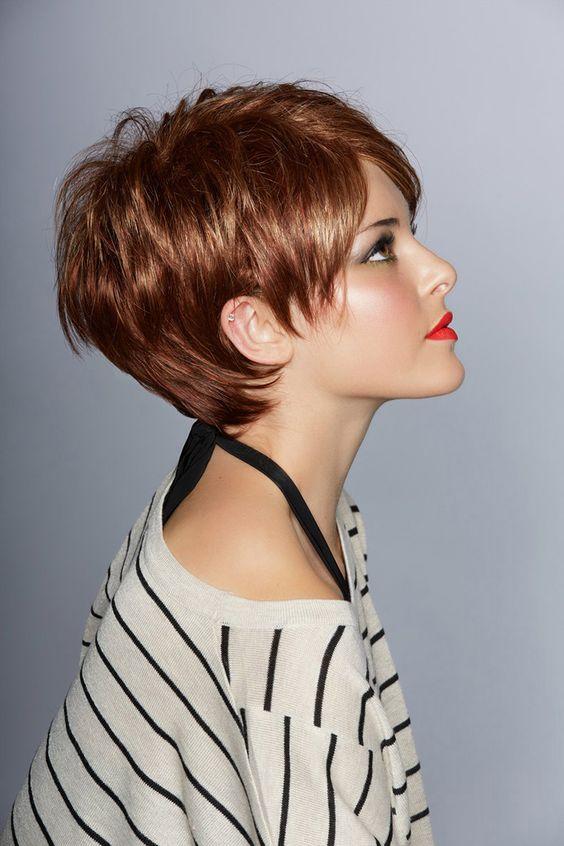 Modellempfehlungen Für Kurze Haare