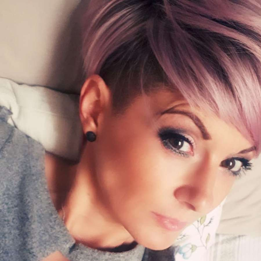Dori Bellanni - Kurze Frisur