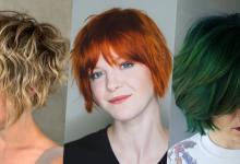 Besten Bob Haarschnitt Ideen mit Bangs für Frauen